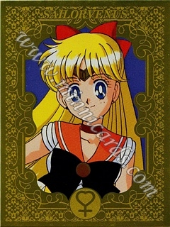 Sailor Moon Bromide Set 3